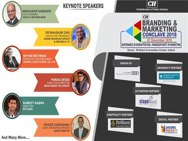 CII Branding & Marketing conclave 2018