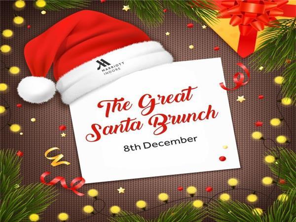 The Great Santa Brunch @ Indore Kitchen