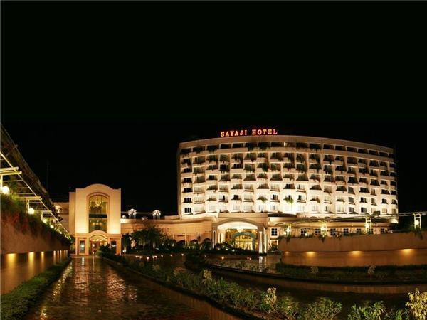 Hotel Sayaji Indorerocks