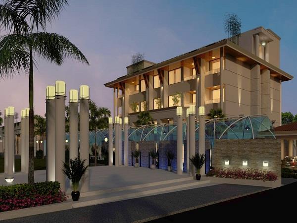 Hotel Enrise by Sayaji