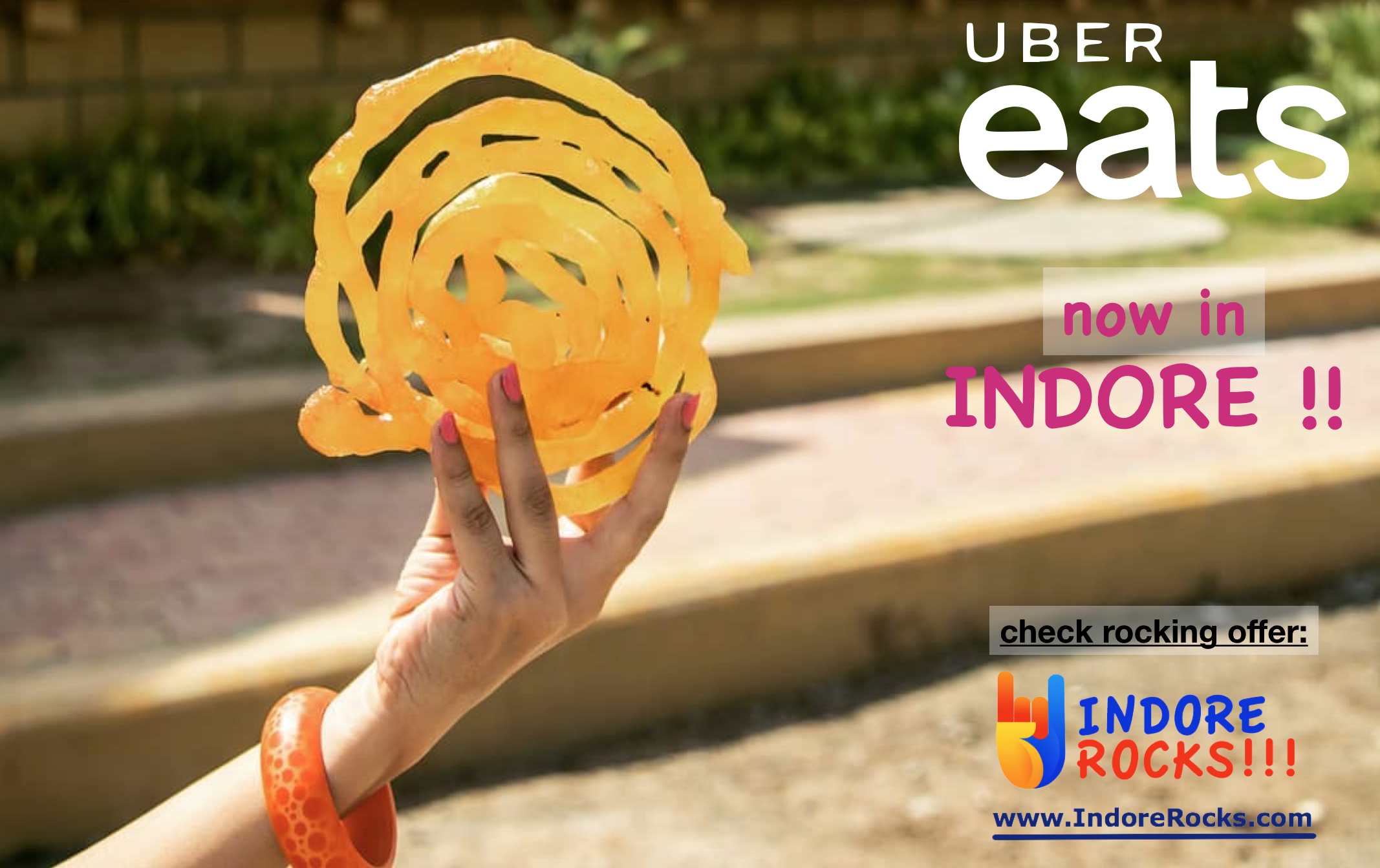 uber eat promo code indore