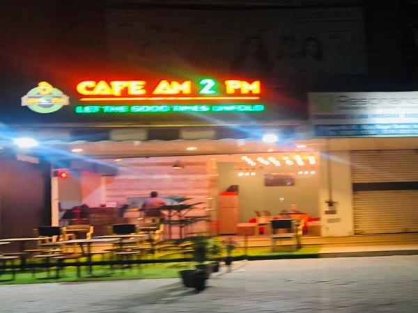 Cafe AM 2 PM